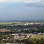La zona industrial de Yumbo, la más importante del Valle