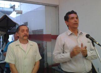Kelvin Sánchez y Luis Alberto Londoño.