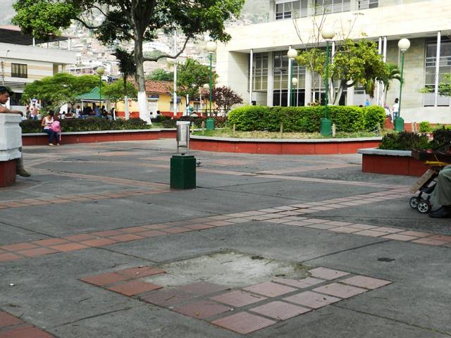 Los tablones del parque están desapareciendo. Foto www.todosesupo.com