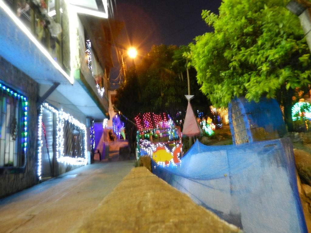 Calles 1D oeste y 2 oeste, barrio El Pedregal. Foto www.todosesupo.com