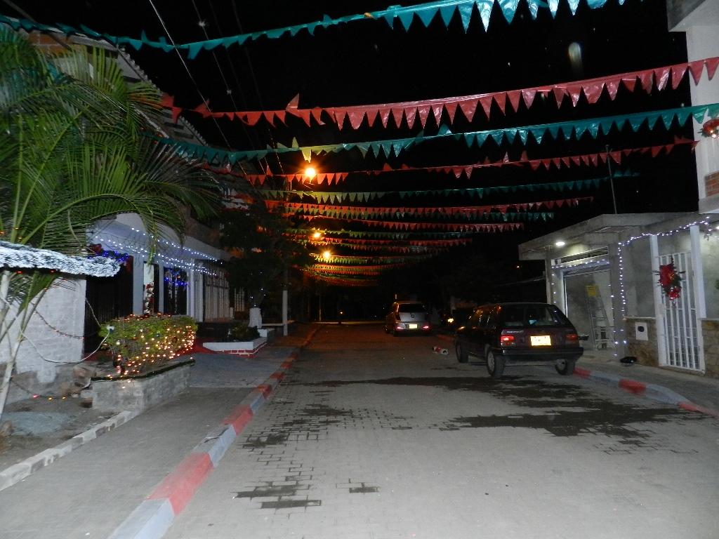 Calles 20 oeste con carrera 3, barrio El Pedregal. Foto www.todosesupo.com