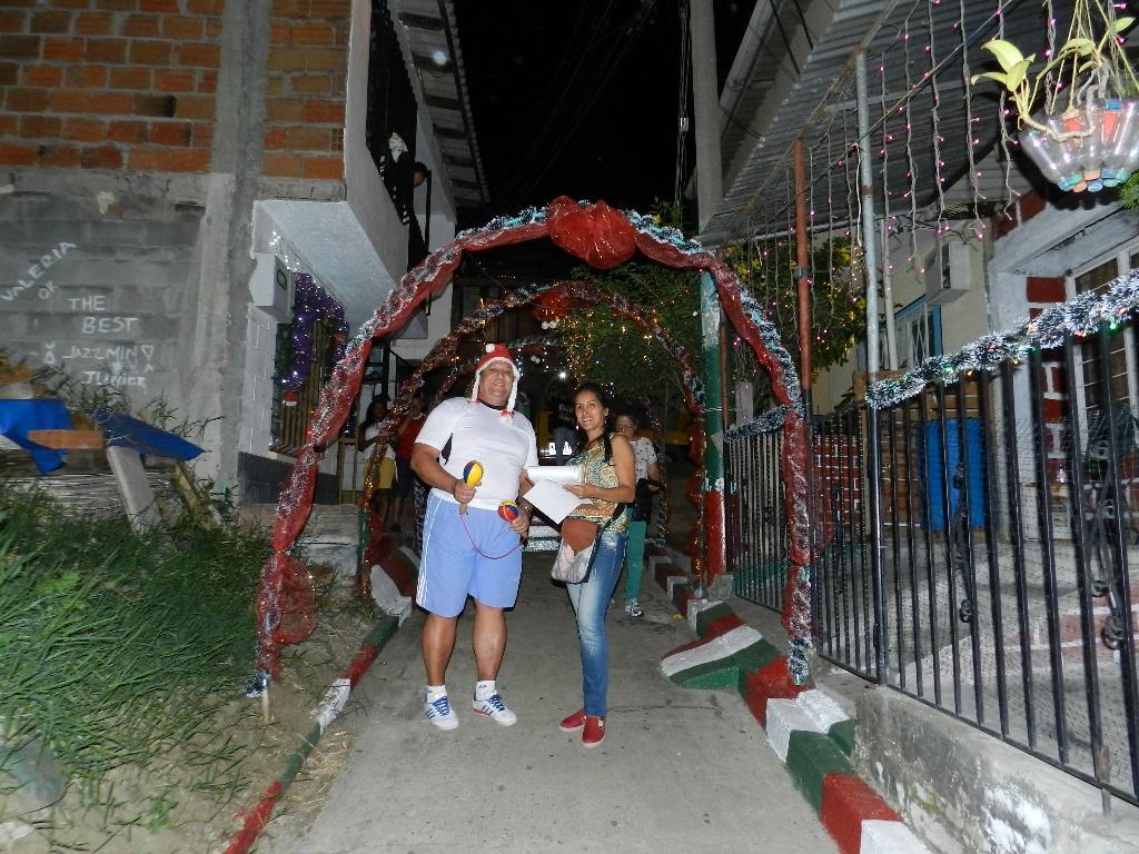 Calles 11A con carrera 13, barrio Las Colinas. Foto www.todosesupo.com